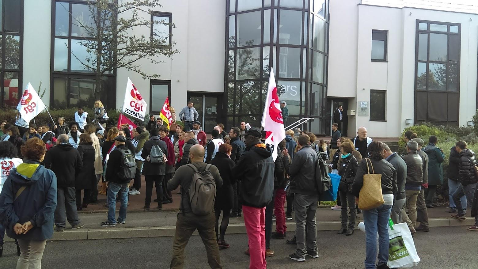 Ehpad menace de grève nationale